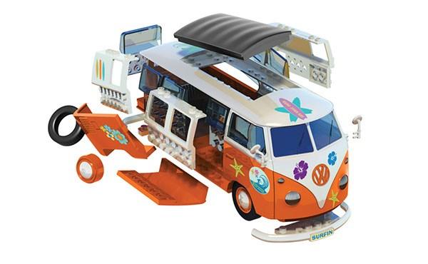 Quick Build Volkswagen Camper Surfin