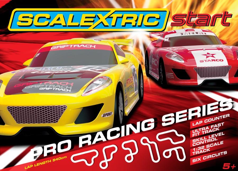 Scalextric START Rally Champions