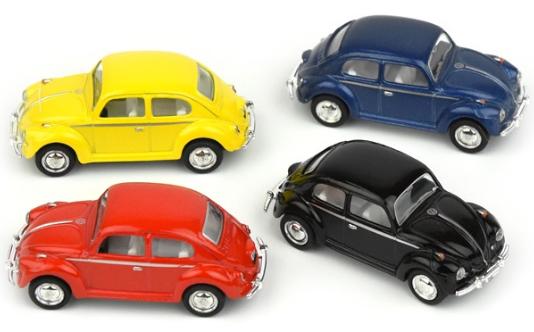 Volkswagen beetle 1:64