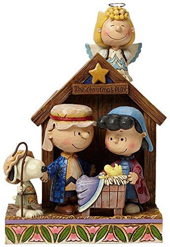 The Christmas Play – Peanuts