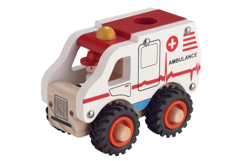 Ambulanse i tre