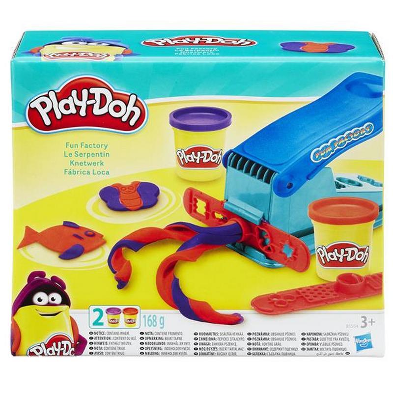 Play-Doh Basic Fun Factory
