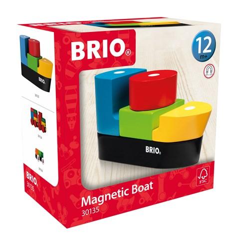 BRIO® Båt stable m/magnet