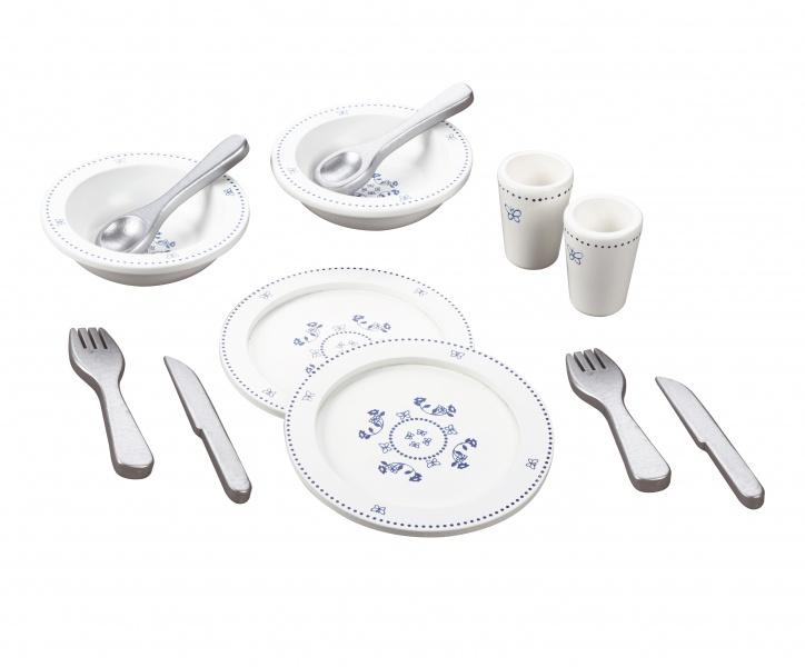 Middagsservise Royal 12sett i tre
