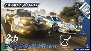Scalextric ARC AIR 24h Le Mans Porsche 911