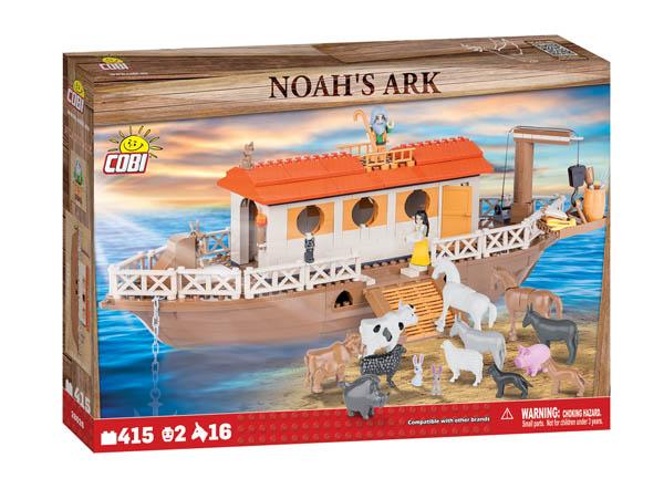 Cobi Noahs ark - 415 deler