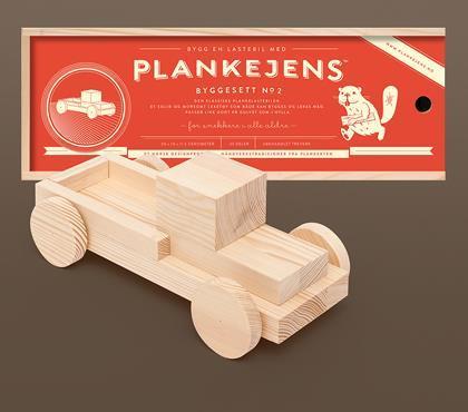 Plankejens – Lastebil