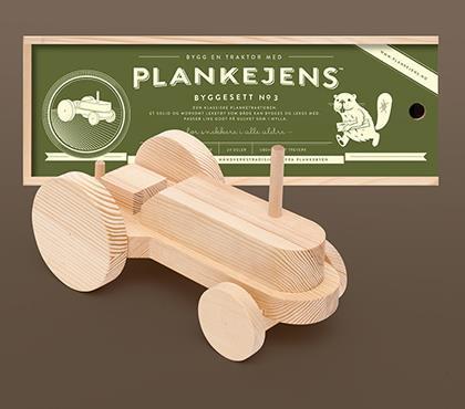Plankejens – Traktor