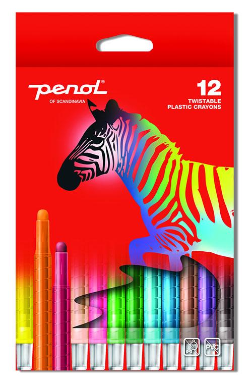 Penol Skrufarger 12