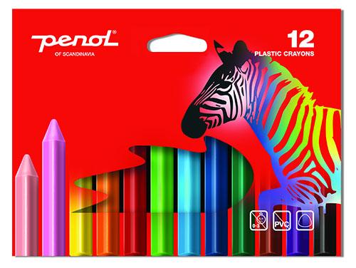 Penol Plastfarger Jumbo 12