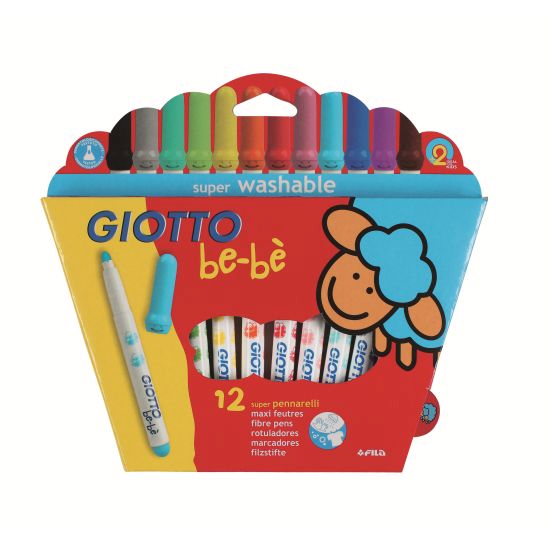 Giotto be-be tusj 12pk