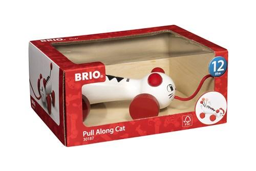 BRIO® katt trekkeleke