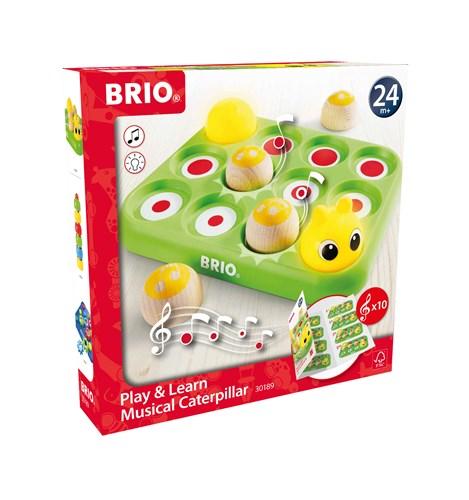BRIO® B/O Musikalsk Kålorm