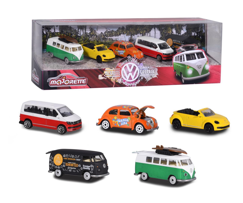 Majorette Volkswagen 5pk Gavepakke