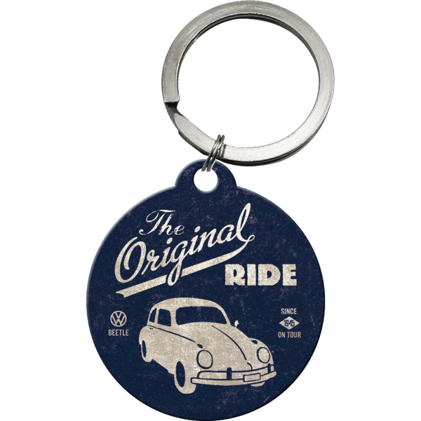 Volkswagen Beetle Original Ride Nøkkelring