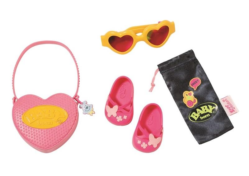 BABY born® Boutique Bag & Shoes Set