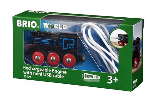BRIO® Damplok oppladbart USB