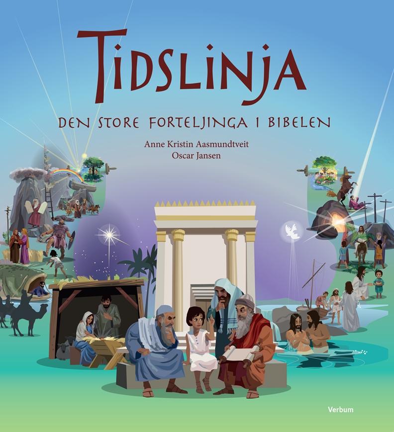 Tidslinja - Den store forteljinga i Bibelen (NYN)
