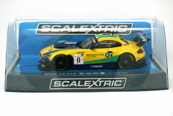 Scalextric BMW Z4 GT3