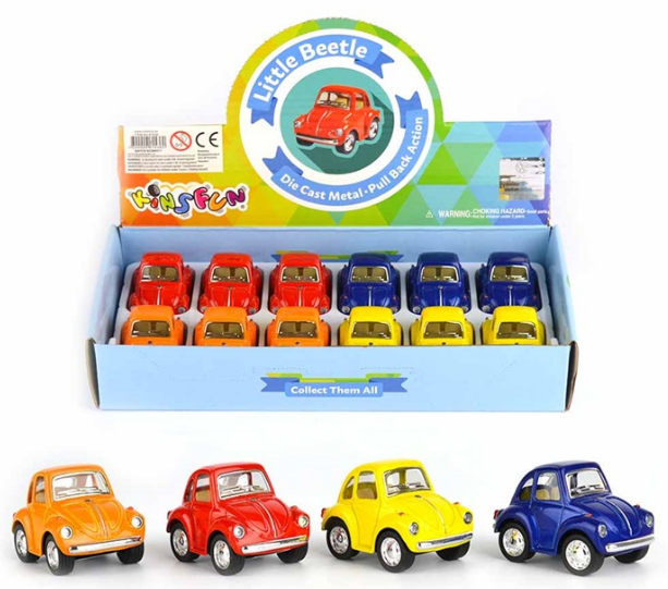 Volkswagen Beetle 5cm