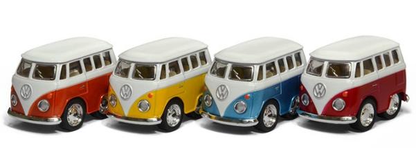 Volkswagen Buss 5cm