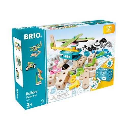 BRIO® Builder motorsett