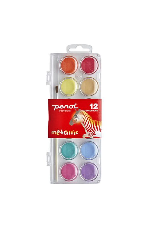 Penol Maleskrin 12 metallic