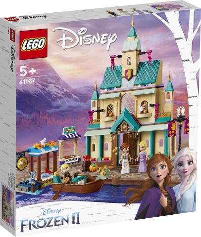 Disney Frozen Arendelle-slottets landsby