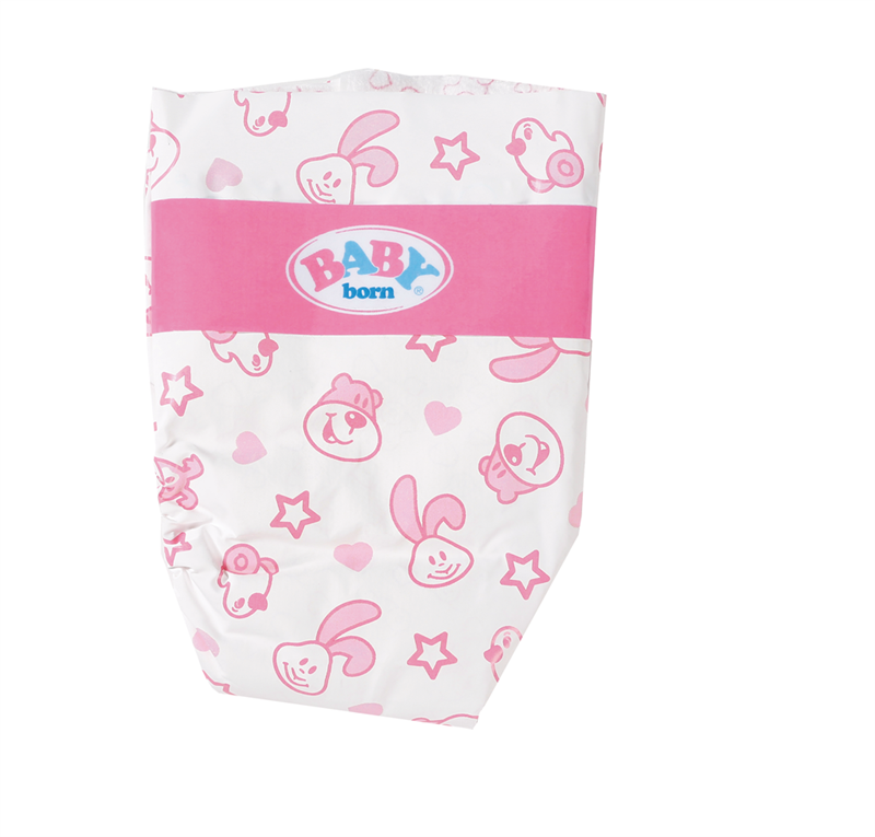 BABY born® bleiepakke 5pk