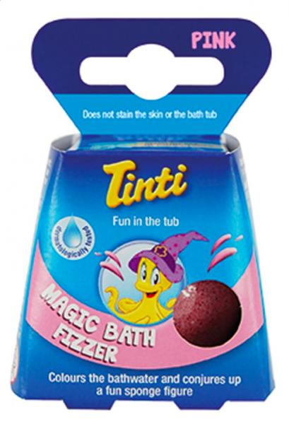 Tinti Magic Bath Pink