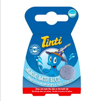 Tinti Magic Bath Blue