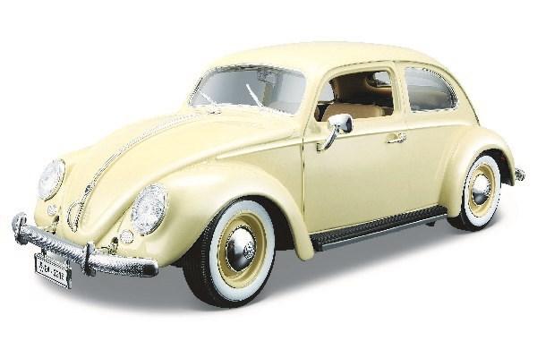 Volkswagen kafer beetle (1955) 1:18 beige