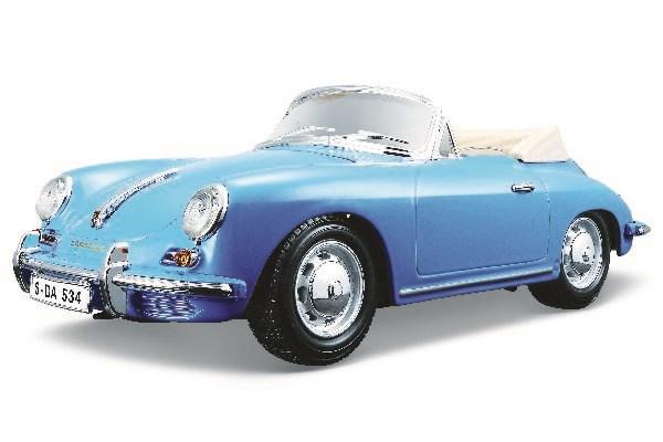 Porsche 356B Cabriolet (1961) 1:18