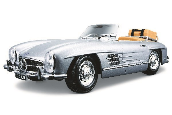 Mercedes  Benz 300 SL Touring (1957) 1:18
