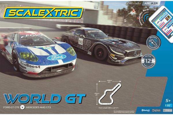 Scalextric ARC Air World GT