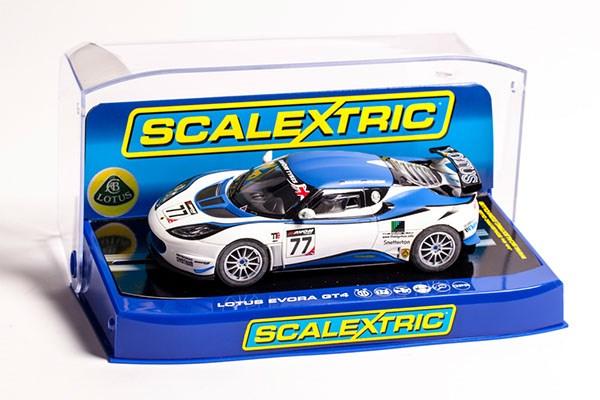 Scalextric Lotus Evora GT4