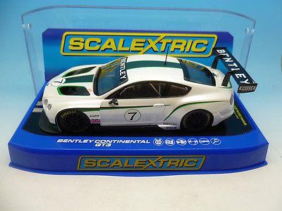 Scalextric Bentley Continental GT3
