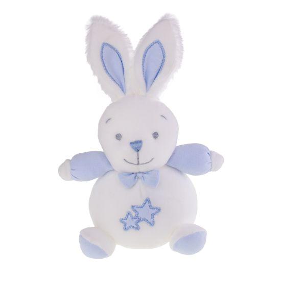 Tinka baby Kanin blå musikkball 15cm