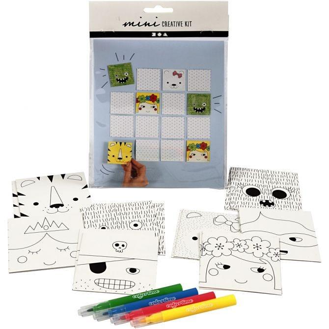 mini Creatice Kit Memo