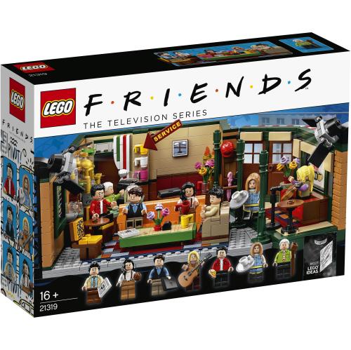Central park (tv serien Friends - lego)