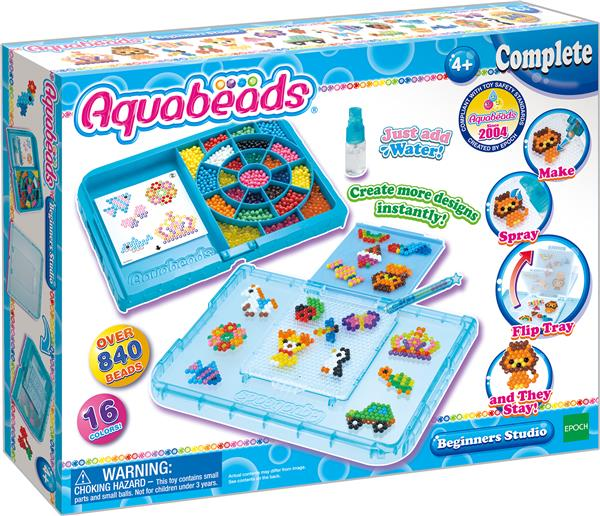 Aquabeads Beginners Studio NEW