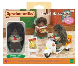 Sylvanian Families Pizza delivery set