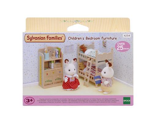 Sylvanian Childrens Bedroom Furniture