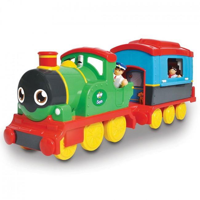 WOW Sams Steam Train
