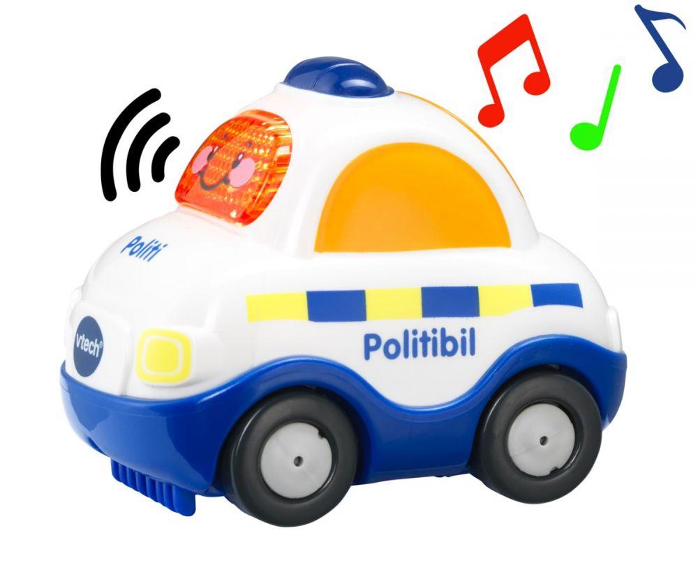 Vtech Toot Toot Drivers politibil