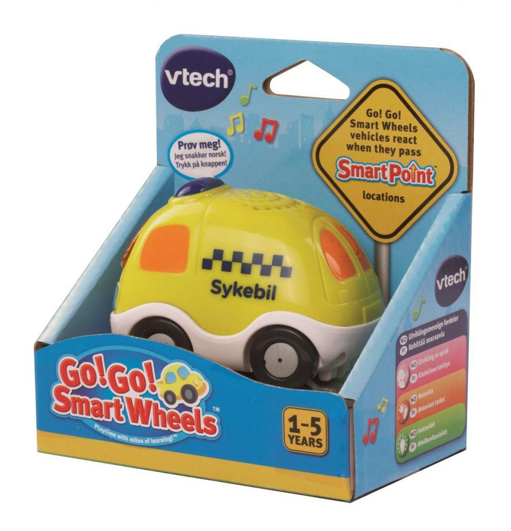 Vtech Toot Toot Drivers sykebil