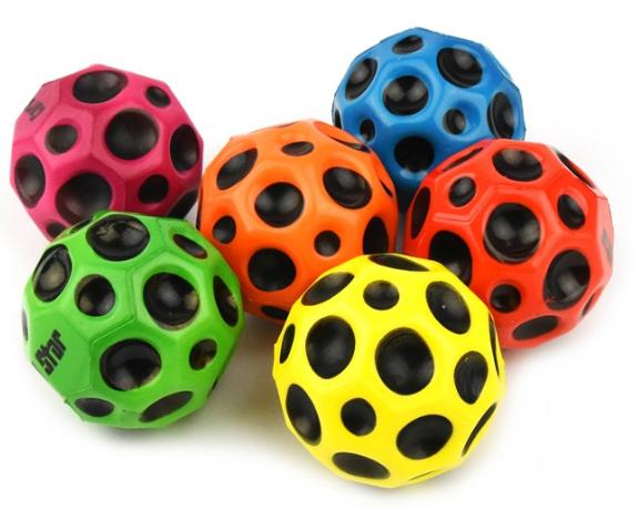 Bouncing ball High-Bounce