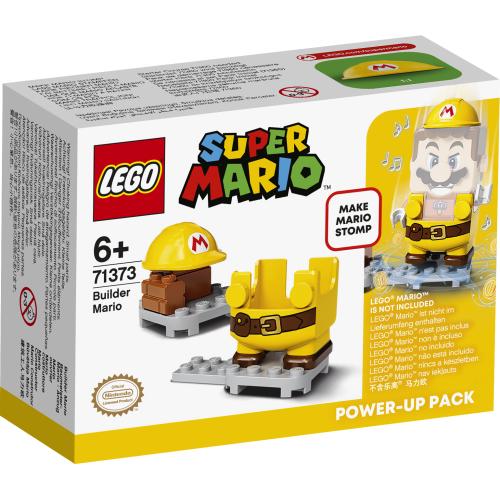 Power -Up-Pakken Byggmester Mario