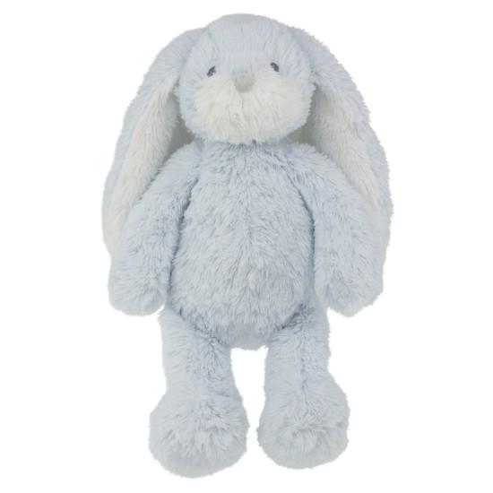 Tinka baby Kanin plysj blå/hvit 30cm