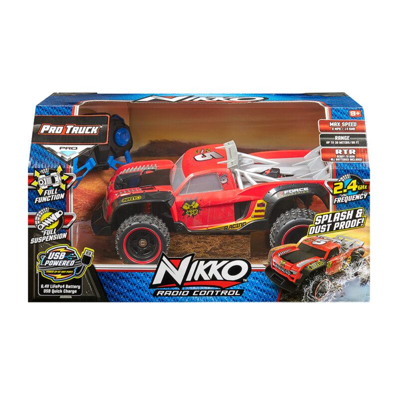 Nikko RC Racing Pro Truck